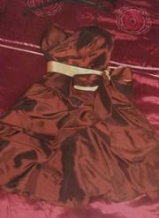 new debs dress that has never been worn