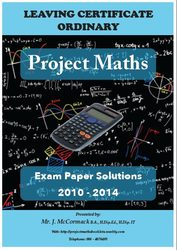 Project Maths Exam Paper Solution Booklets
