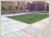 Landscaping and Paving in Dublin Provided by Ashbrook Landscaping