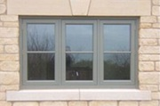 Installation of Timber Windows in Dublin - Boyne Rock Ltd