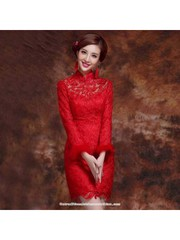 Buy Chinese Qipao Dresses Online, Cheap Cheongsam Dress From China - Cn