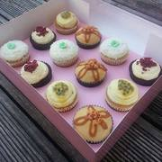 Freshly made cupcakes for all occasions and parties