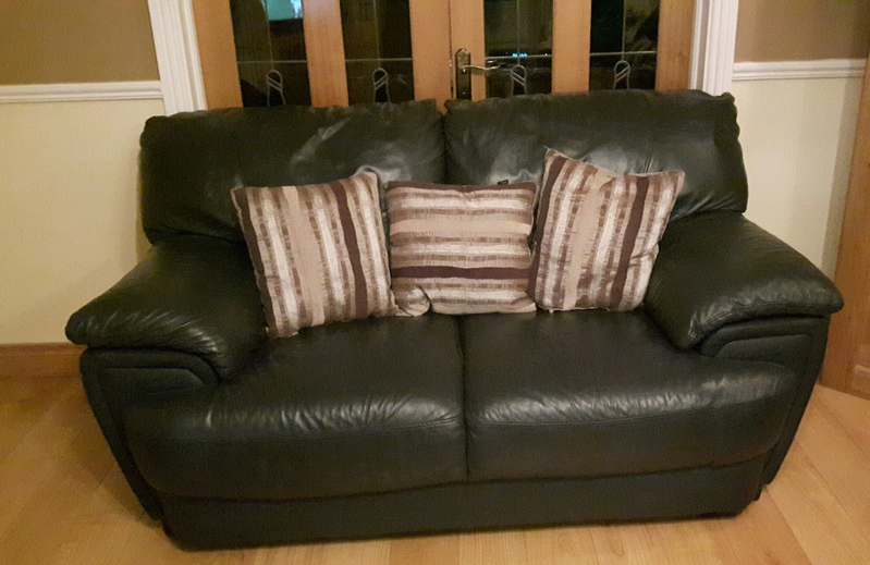 navy leather suite meath furniture for sale meath 2370137